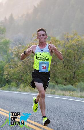 2021-08-28 Top of Utah Half Marathon