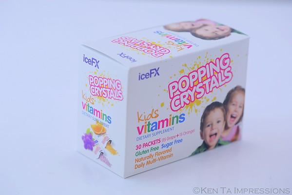 IceFX Vitamins