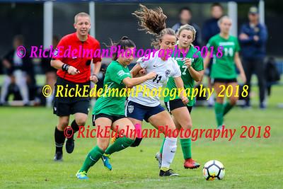 Evergreen vs Northwest U Womens Soccer