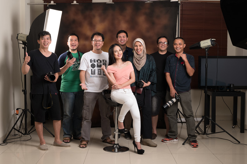 Workshop Basic creative Lighting 21 Mei 2017