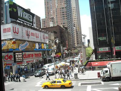 New York Trip 2010 Aves 16th bday