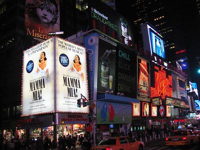 19 Dec 07 - Times Square