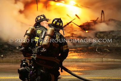 Seaview Ave. Fire (Bridgeport, CT) 9/18/10