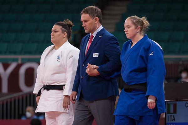 8-29-2021 Women +70 kg ITA vs. USA
