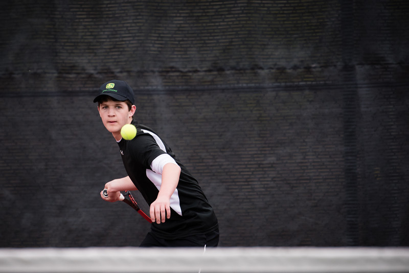 WBL Boys Varsity Tennis -V- MV