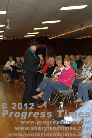 January 17, 2013 Entertainer Showcase