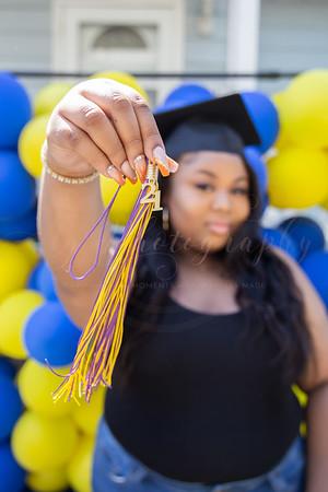 Breanna Graduation