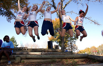 08 XC -  6A State Championship
