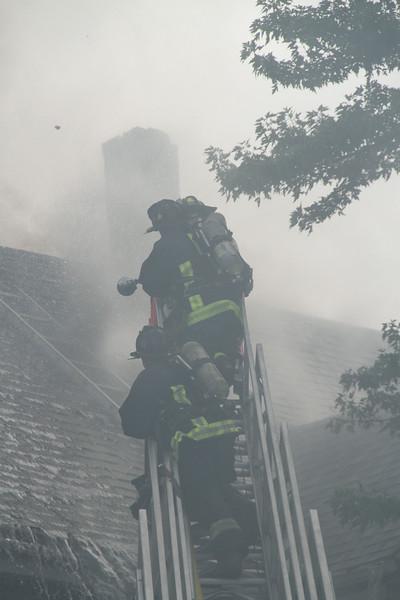 Boston. MA - 4th Alarm, 105 Murdock Street, 8-21-14