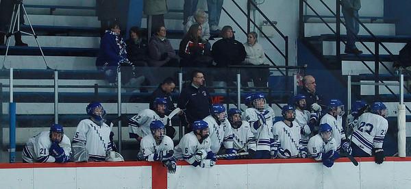 BHS Wamps Hockey vs Framingham