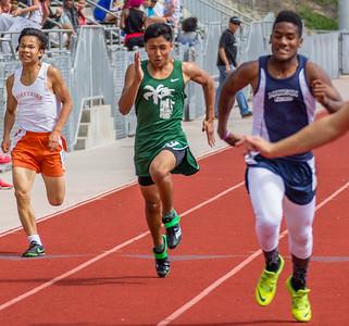 2016 Track League Prelims