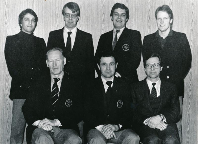 Stjórn GR 1983.