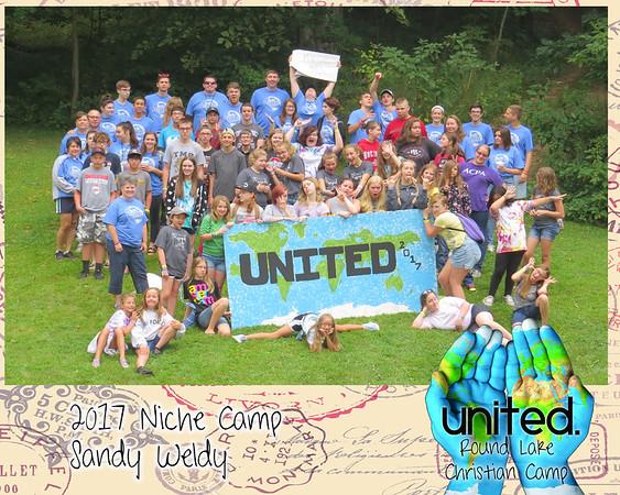 2017 Niche Camp