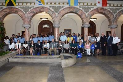 Intern Reception 6/8/2015