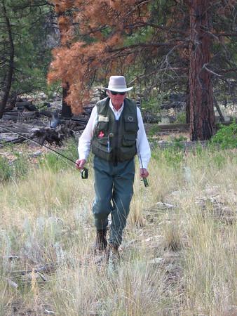 Bill and Glen's Thompson River Adventure