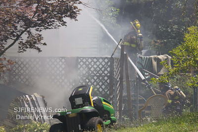06-30-2012, 2nd Alarm Dwelling, Washington Twp. Gloucester County, 189 Fries Mill Rd.