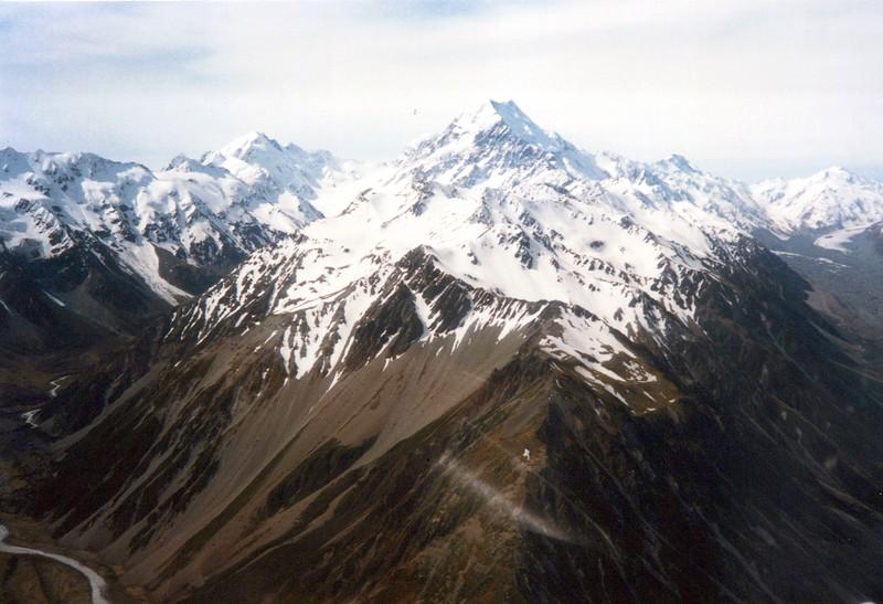 Mt. Cook flightseeing