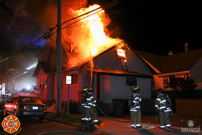 2 Alarm House Fire - 19 Lincoln Ave, Stamford, CT - 6/17/21