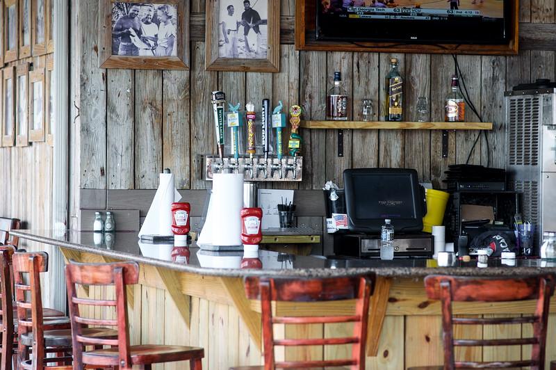 Bar at Islamorada Fish Company
