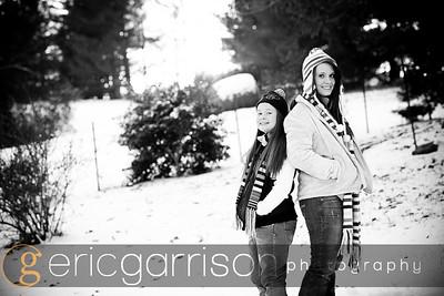 Abby & Megan
