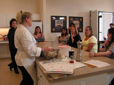 NTC Craft & Conversation - Cooking Photos