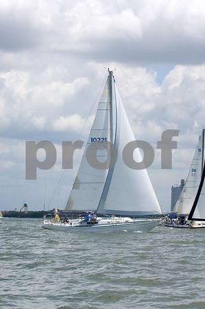 Long Gone- Philip Walker- Sail #10225