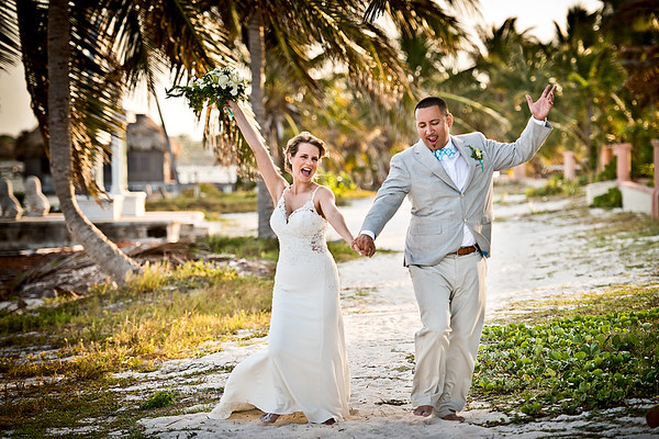 Lana & Thomas - Wedding - Belize - 11th of April 2017