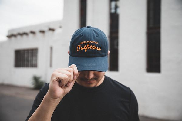 Organ Mountain Script Hats