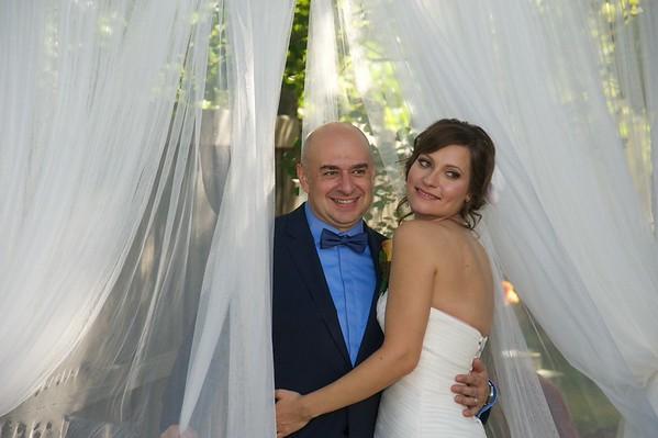 Valeria and Rudi Wedding