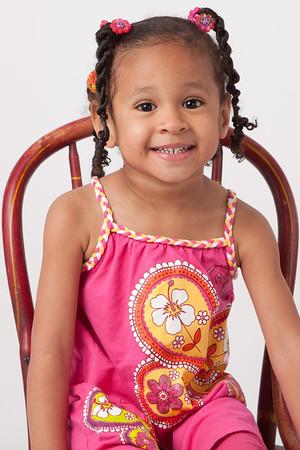 Zemira age 3