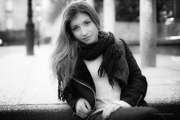 Anaïs P, Decembre 2016, Il Etait Une Fois Montmartre