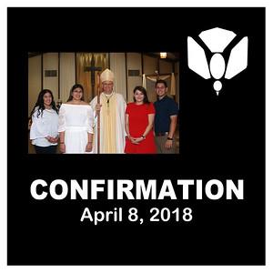 Confirmation April 2018