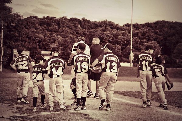 Bombers 2012 Vs. Long Island Tigers (Glencove)