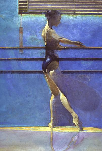 Royal Ballet Student I (c1980s)