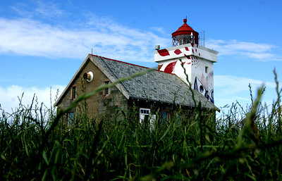 Obrestad Lighthouse