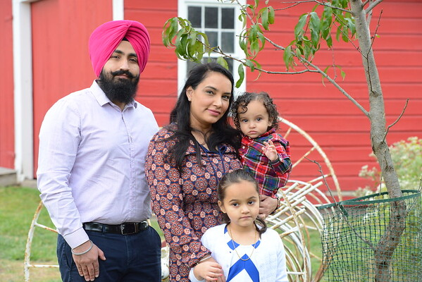 The Pannu Family 2020