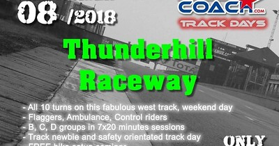 Thunderhill West (9-8-18)