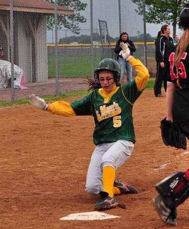 20110524 St. Mary's Softball