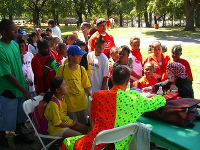 Kids Around the World Day Parade - 8/17/06