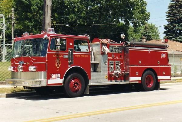 Pirsch Fire Apparatus