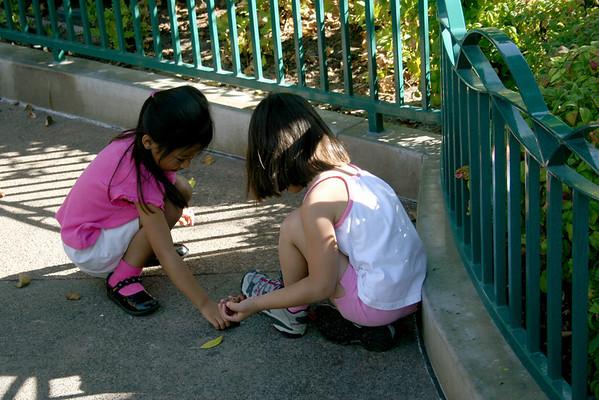Elena & Sis Visit Sept 26- DLAND