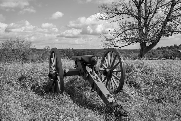 Gettysburg National Military Park - Gettysburg, PA