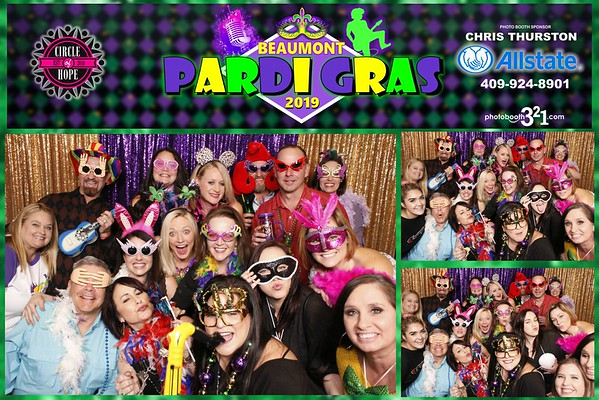 Beaumont Pardi Gras 2019