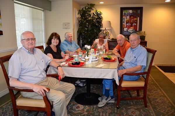 2017-06 Park Plaza Volunteer Luncheon
