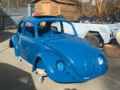 65 Sunroof Bug