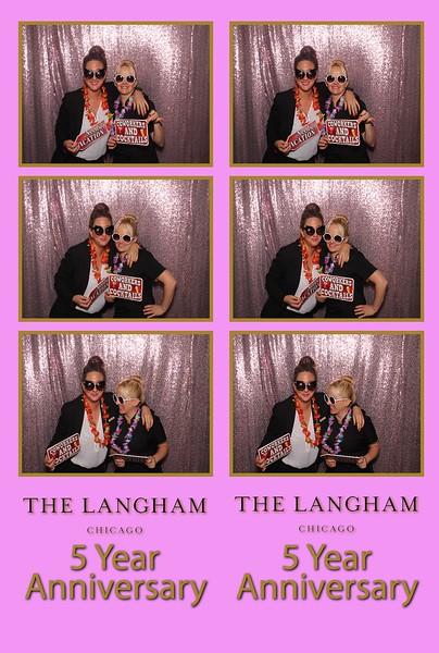 The Langham Chicago 5 Year Anniversary (07/31/18)