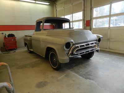 1955 GMC Pickup Project - Joe Small... ..