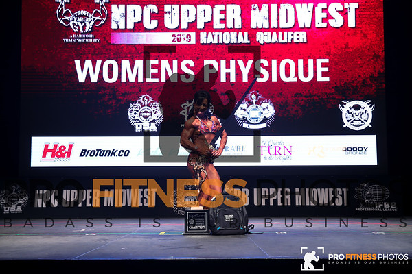 NPC Womens Physique Finals