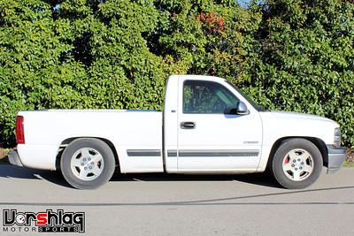 2000 Chevy Silverado - Pro Touring / GMT800 Shop Truck