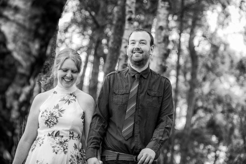Pre-Wedding - Becky and Gary